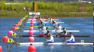 2015 Montemor o Velho K2 200m M juniors World Canoe Sprint Championships