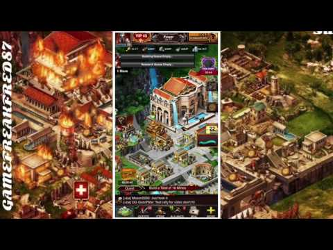 "Game Of War: Wtf Mz!!!! Must Watch"" This Changes Everything!!!"