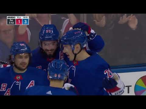 Video: Florida Panthers vs New York Rangers | NHL | OCT-23-2018 | 19:00 EST