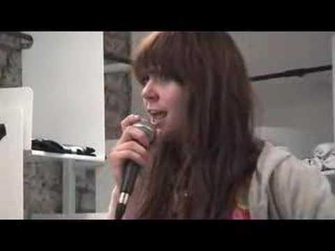 Kate Nash poem @ Dockers MC / Pure Groove spoken word night