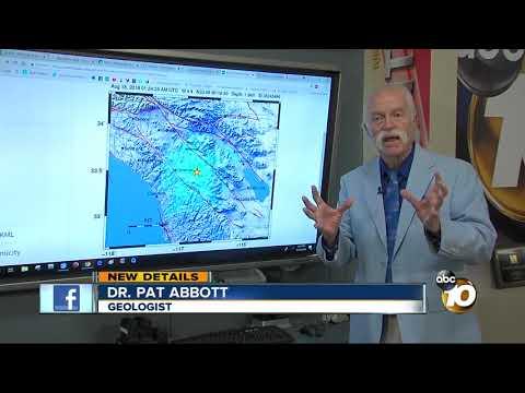 4.4 Earthquake rattles San Diego County