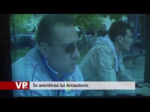 În amintirea lui Arnautovic