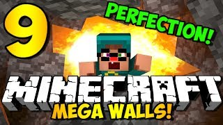 PERFECT WITHER, OMG!!! Minecraft: Mega Walls Perfect Match! (HD)