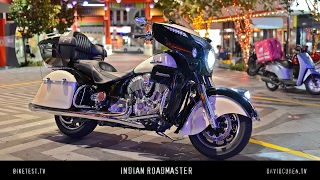 2. 2017 Indian Roadmaster Test