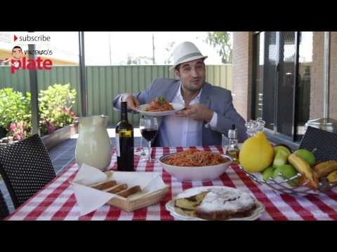ITALIAN COOKING CHANNEL   How to cook the BEST ITALIAN FOOD RECIPES   CHEF VINCENZO'S PLATE
