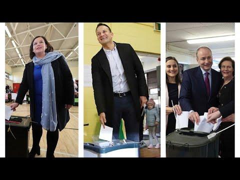 Στις κάλπες οι Ιρλανδοί για τον νέο πρωθυπουργό
