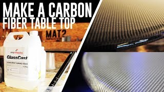 Video Carbon Fiber Table Top - Glasscast epoxy pour MP3, 3GP, MP4, WEBM, AVI, FLV Desember 2018