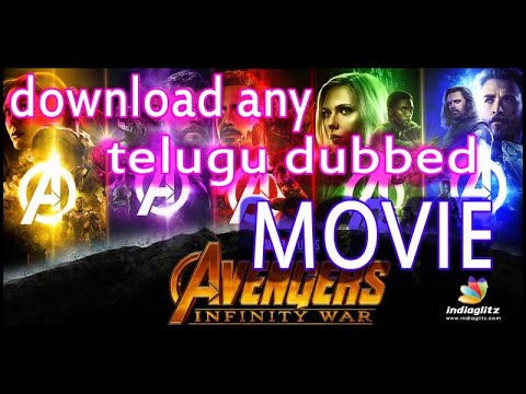 "How to download any ""TELUGU DUBBED MOVIES"" in i min 