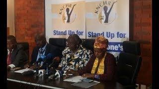 NGOs board illegal outfit — KNCHR