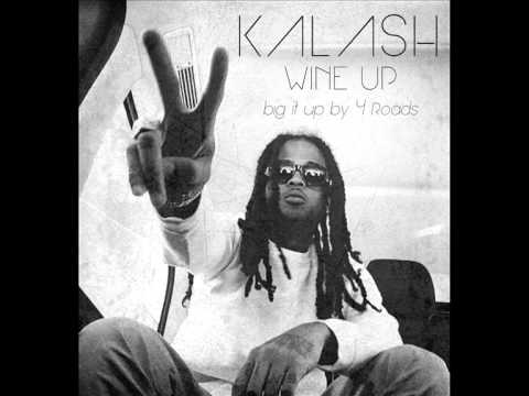 KALASH - WINE UP (Big It Up Riddim by 4 Roads) (видео)