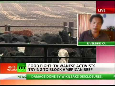 Ractopamine danger: Taiwan rejects toxic American beef