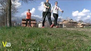 Quattro ore Nordic Walking