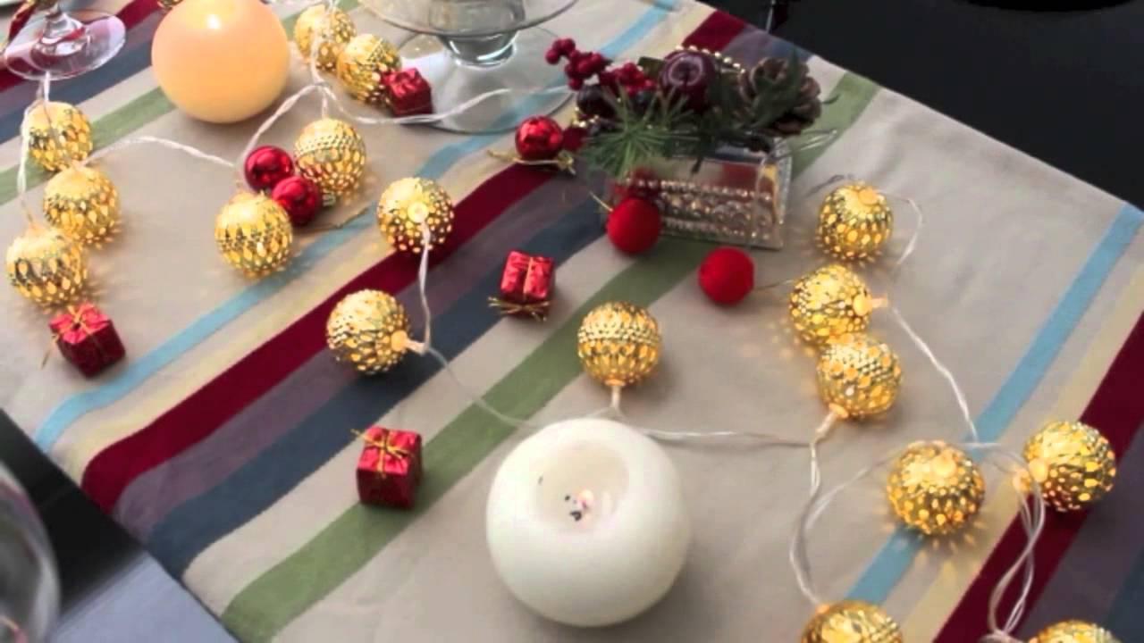 5 mesas de Natal criativas, charmosas e gastando pouco