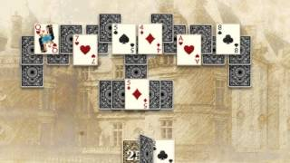 Medieval Postman Solitaire YouTube video