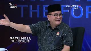 Video Kampanye Damai, Komitmen atau Jargon? - SATU MEJA (5) MP3, 3GP, MP4, WEBM, AVI, FLV Oktober 2018