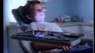 Colgate tandpasta reklame, med ham den seje 90er dreng (ca. 1996)