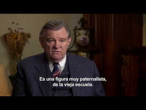 Vivir de Noche - Entrevista a Brendan Gleeson - HD