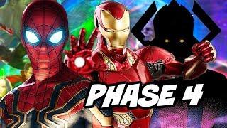 Video Avengers Infinity War Promo - 10 Confirmed Marvel Phase 4 Movies Analysis MP3, 3GP, MP4, WEBM, AVI, FLV Maret 2018