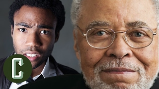 The Lion King Remake Casts Donald Glover and James Earl Jones - Collider Video by Collider