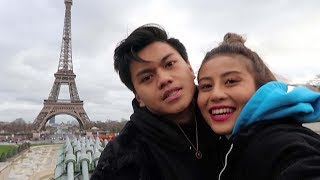 Video #KVLOG82 - PARIS IN THE RAIN, LITERALLY. MP3, 3GP, MP4, WEBM, AVI, FLV Mei 2019