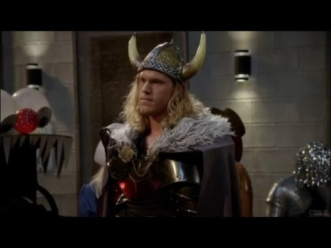 Noah Syndergaard on Kevin Can Wait