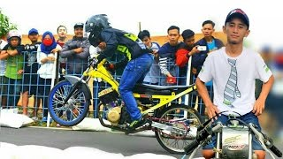 Video GagalStart! Eko Kodok Protes Sensornya Erorr Hebohkan Drag Bike GDS ON THROOTLE MP3, 3GP, MP4, WEBM, AVI, FLV April 2017