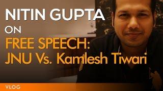 Video Free Speech : JNU Vs Kamlesh Tiwari MP3, 3GP, MP4, WEBM, AVI, FLV November 2017