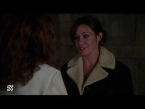 Charmed 3x20 Remaster - Phoebe waiting for cole