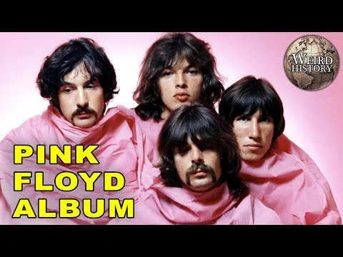 Pink Floyd Recorded An Album That Was Too Weird For Them