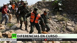 Militares desertores venezolanos denuncian desde Colombia sentirse