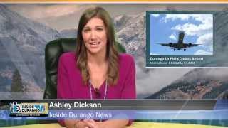 Inside Durango News: Airport Expansion Costs, School Expansion & Haute Couture exhibit!