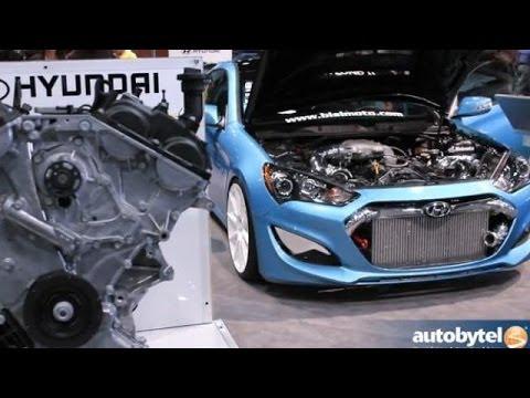 SEMA 2013: Hyundai