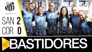 QUE DIA DAS SEREIAS, QUE DIA PARA O FUTEBOL FEMININO! Nossas Meninas saíram na frente nos primeiros 90 minutos da decisão do Brasileirão 2017! Em uma Vila Belmiro LOTADA, as Sereias venceram o Corinthians, por 2 a 0! A partida de volta acontece na Arena Barueri, na próxima quinta, 20, às 18h.Inscreva-se na Santos TV e fique por dentro de todas as novidades do Santos e de seus ídolos! http://bit.ly/146NHFUConheça o site oficial do Santos FC: www.santosfc.com.brCurta nossa página no facebook: http://on.fb.me/hmRWEqSiga-nos no Instagram: http://bit.ly/1Gm9RCSSiga-nos no twitter: http://bit.ly/YC1k82Siga-nos no Google+: http://bit.ly/WxnwF8Veja nossas fotos no flickr: http://bit.ly/cnD21USobre a Santos TV: A Santos TV é o canal oficial do Santos Futebol Clube. Esteja com os seus ídolos em todos os momentos. Aqui você pode assistir aos bastidores das partidas, aos gols, transmissões ao vivo, dribles, aprender sobre o funcionamento do clube, assistir a vídeos exclusivos, relembrar momentos históricos da história com Pelé, Pepe, e grandes nomes que só o Santos poderia ter.Inscreva-se agora e não perca mais nenhum vídeo! www.youtube.com/santostvoficial-------------------------------------------------------------** Subscribe now and stay connected to Santos FC and your idols everyday!http://bit.ly/146NHFUVisit Santos FC official website: www.santosfc.com.brLike us on facebook: http://on.fb.me/hmRWEqFollow us on Instagram: http://bit.ly/1Gm9RCSFollow us on twitter: http://bit.ly/YC1k82Follow us on Google+: http://bit.ly/WxnwF8See our photos on flickr: http://bit.ly/cnD21UAbout Santos TV: Santos TV is the official Santos FC channel. Here you can be with your idols all the time. Watch behind the scenes, goals, live broadcasts, hability skills, learn how the club works, exclusive videos, remember historical moments with Pelé, Pepe and all of the awesome players that just Santos FC could have. Subscribe now and never miss a video again! www.youtube.com/santostvoficial