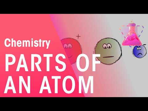 Parts of an Atom | Chemistry | FuseSchool