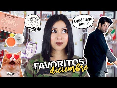 Videos de uñas - FAVORITOS DE DICIEMBRE / MAQUILLAJE, BELLEZA Y ¿TELENOVELAS?  Karla Burelo :)