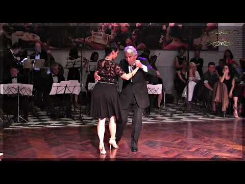 Asi bailan milongueros expertos  Eduardo Pareja Laura Grandi