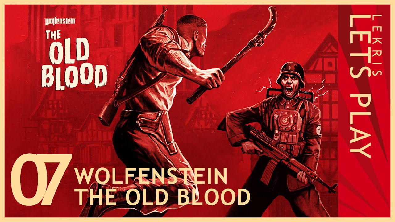 Wolfenstein - The Old Blood #08 - Albtraum:Speisesaal
