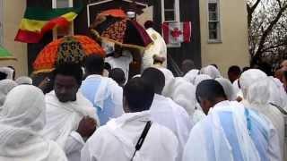 Ethiopian Orthodox 2005/2013 Debre Selam MedhaniAlem Official Opening Ceremony (Brandon, MB) #27
