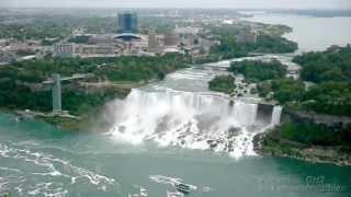 Chutes du Niagara Falls, Maid of the Mist, Canada