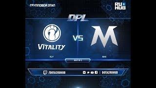 IG.V vs MAX, DPL 2018, game 2 [Mila, Inmate]