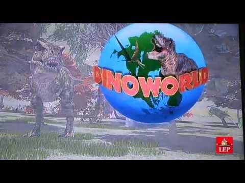Dinoworld, dinosaurios con valores.