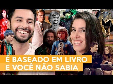 É BASEADO EM LIVRO E VC NÃO SABIA | Admirável Leitor
