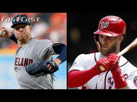 Video: MLB.com FastCast: Kluber, Harper rumors - 12/26/18