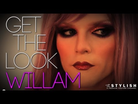 WILLAM'S MAKEUP TUTORIAL