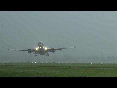 Όταν «χορεύουν» τα αεροπλάνα