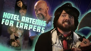 Hotel Artemis for LARPers (Nerdist Presents)