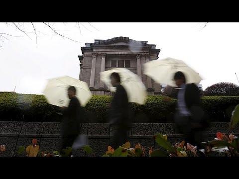 Ιαπωνία: αρνητικά επιτόκια από την Κεντρική Τράπεζα – economy