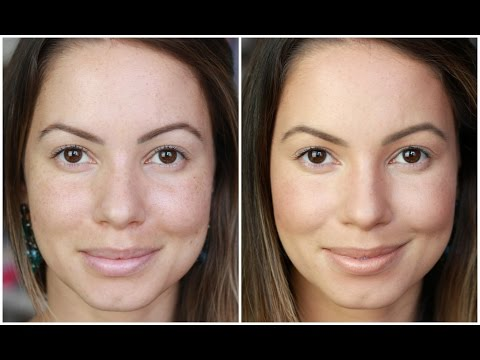 Preparação de pele: Contorno e Iluminação