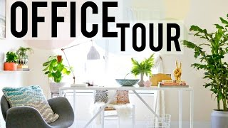 MY OFFICE TOUR | Meghan Rienks by Meghan Rienks