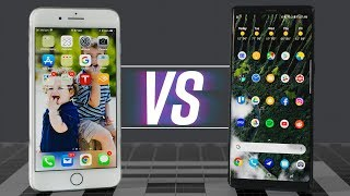 Video iPhone 8 Plus vs Galaxy Note 8: Only One 8 Is Great MP3, 3GP, MP4, WEBM, AVI, FLV Februari 2019